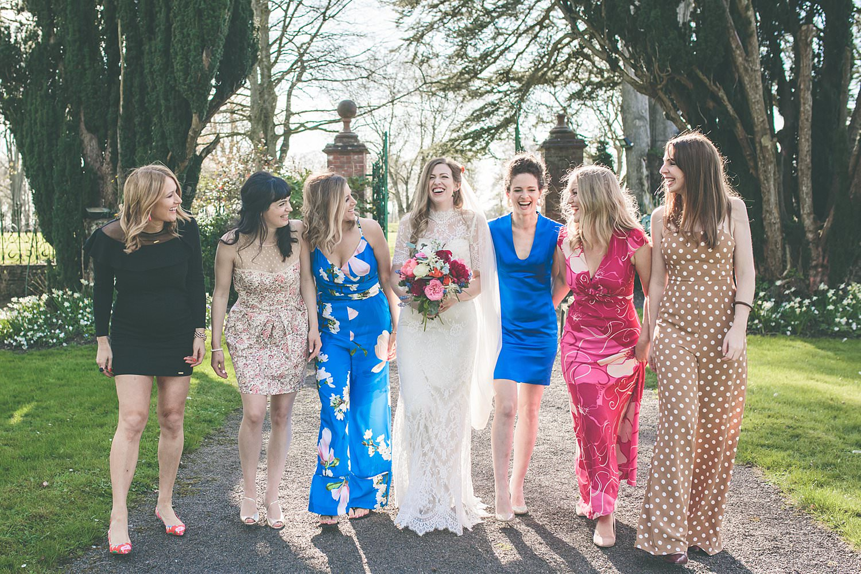 Cornwall wedding photographer Ireland Tankardstown House