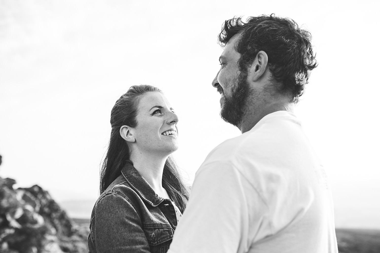 Wedding Photographer Cornwall Shropshire wedding photography Stiperstones
