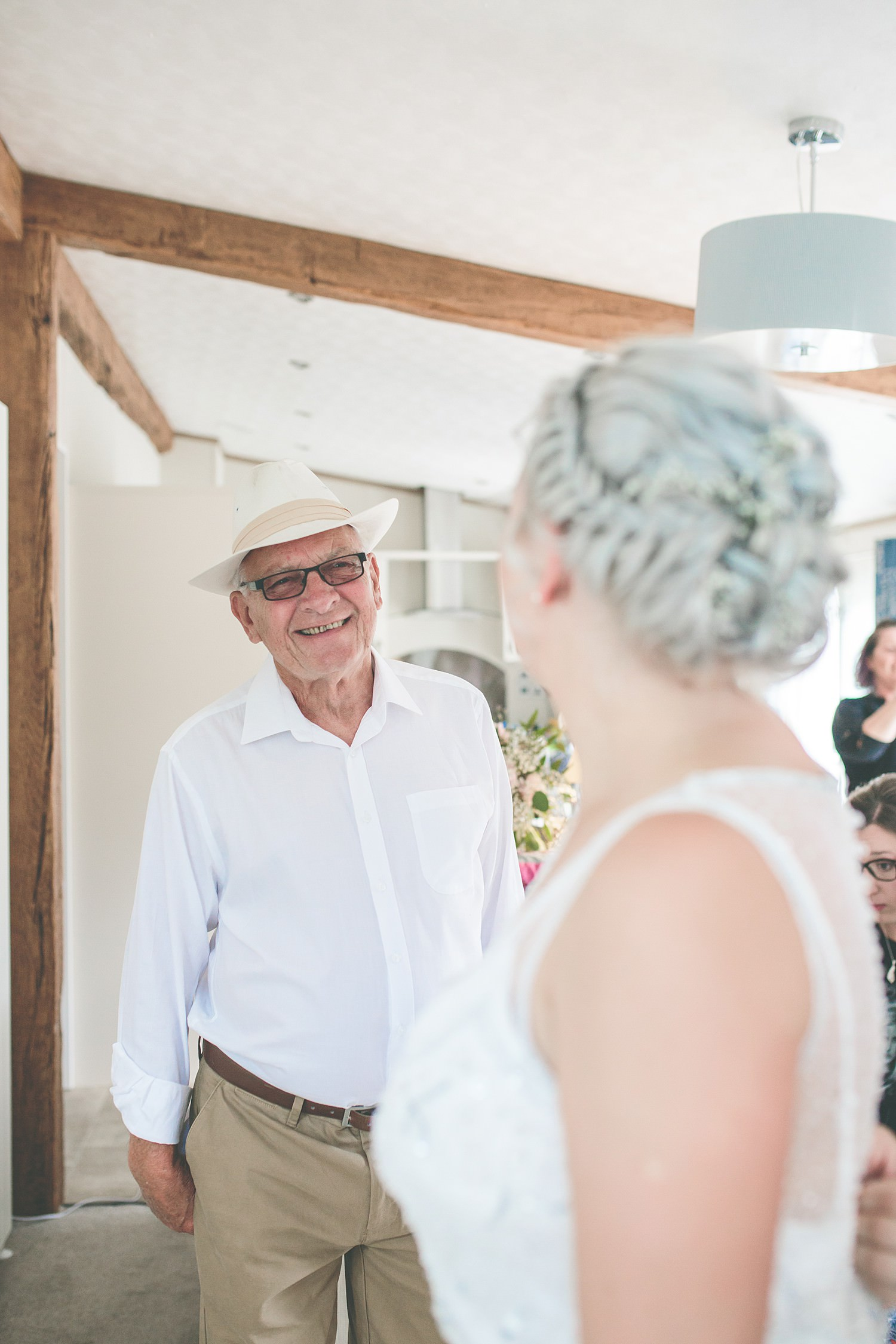 Cornwall wedding photographer in Shropshire