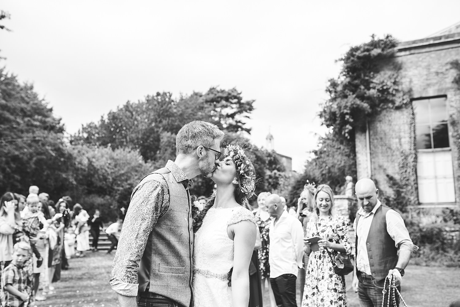 Cornwall wedding photographer Devon South West UK wedding photography natural