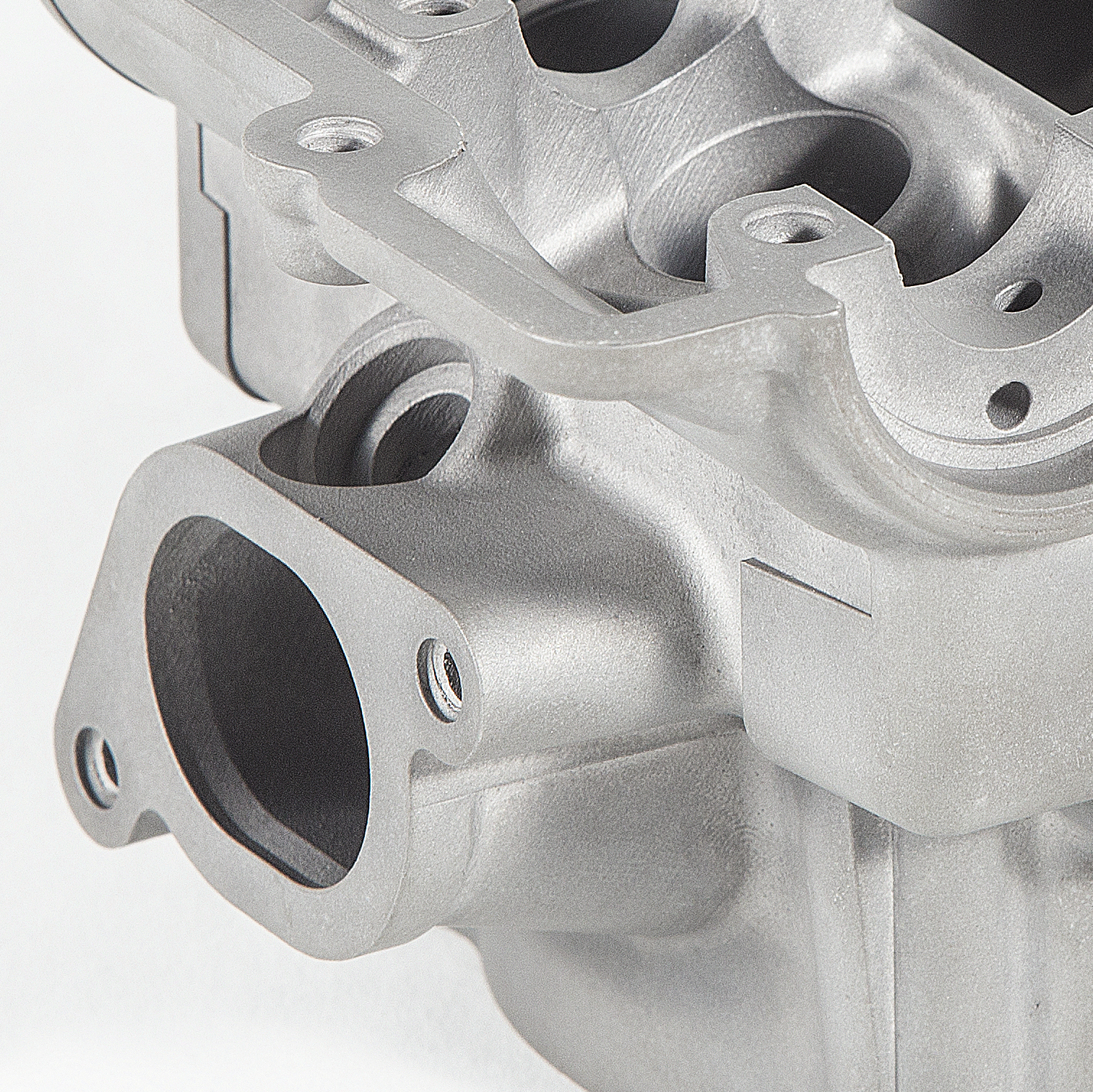 cylinder head sample, 3d metal printer