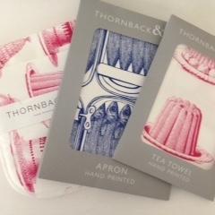 Oven Gloves, T Towels, Aprons & Napkins