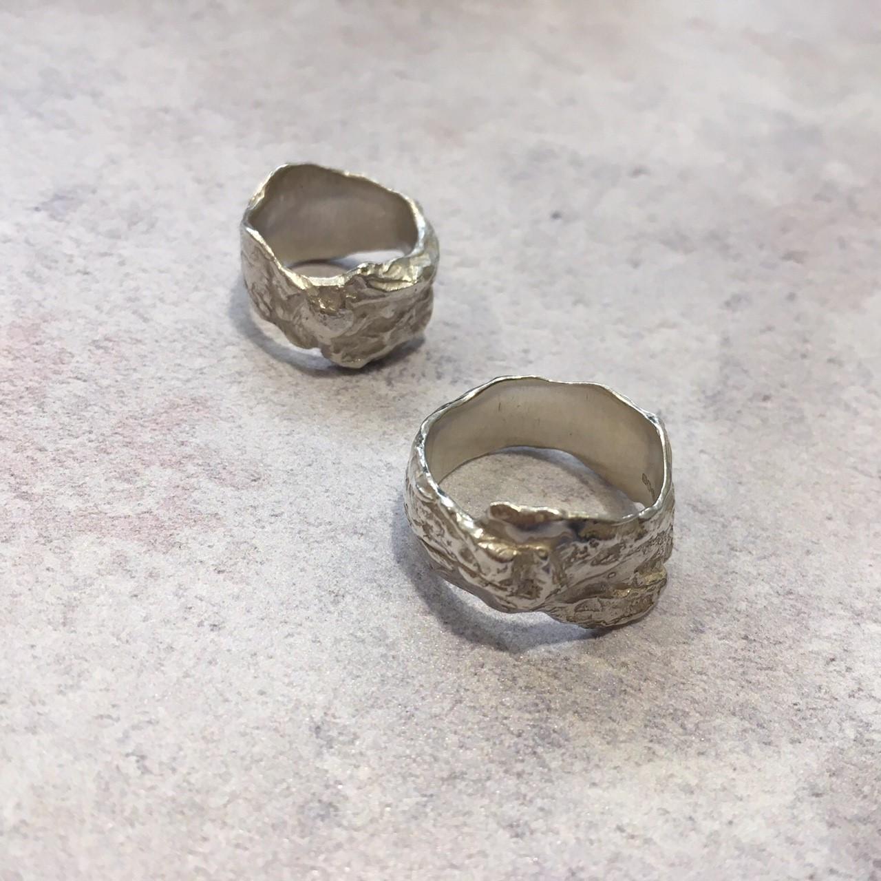 Bark rings £239 each