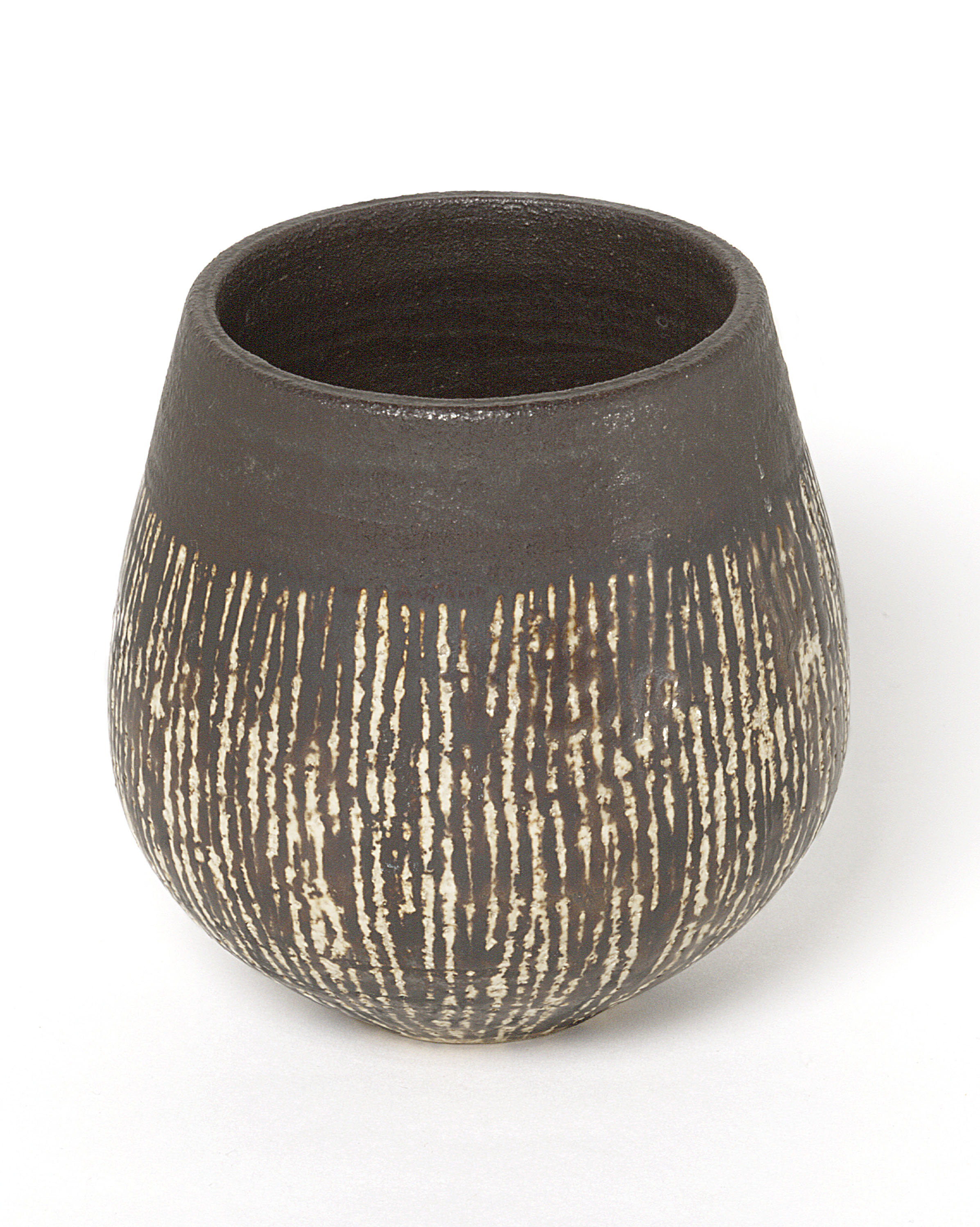 LUCIE RIE, EARTHENWARE POT