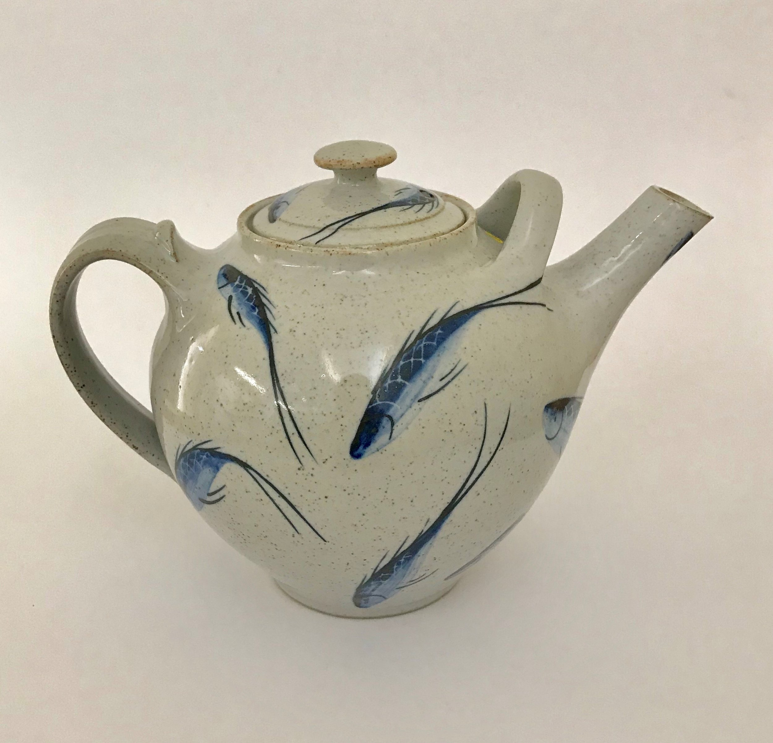 Extra Large Teapot BF £405 -22cm height 28cm width