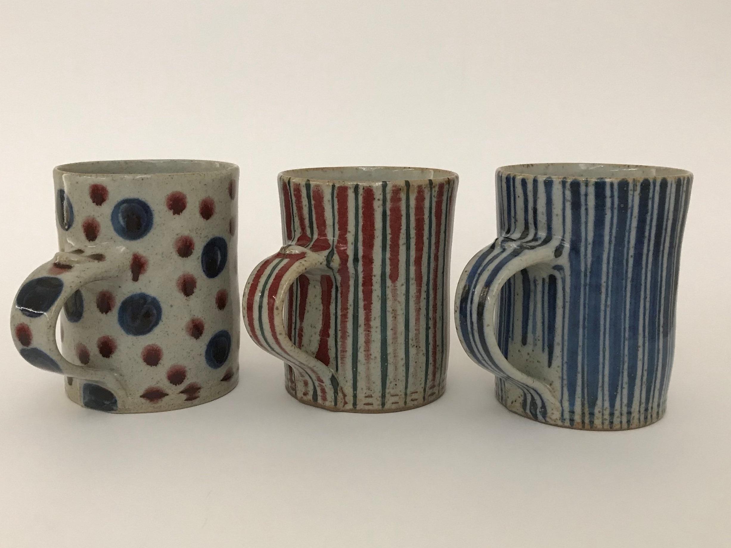 Large Mugs £20