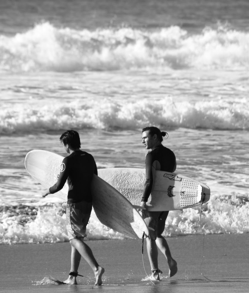 July 2010: Learned to Surf - it was tough because i was overweight.