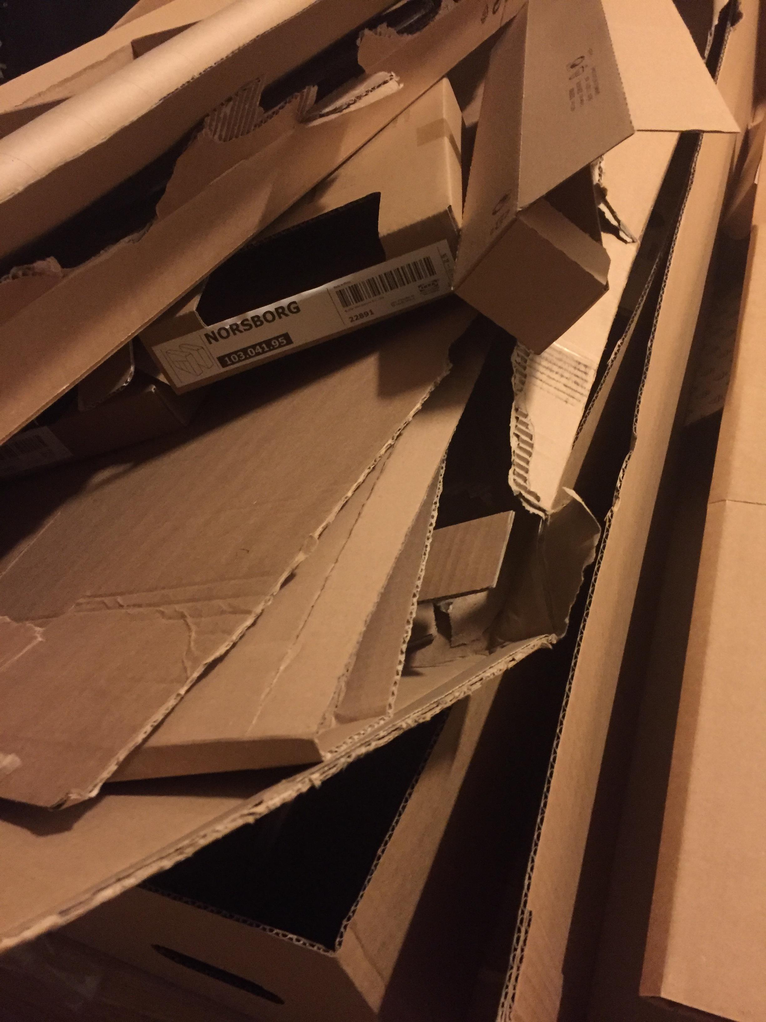 Vi videreførte IKEA-tradisjonen (tar gjerne imot penger for produktplassering, #IKEA)