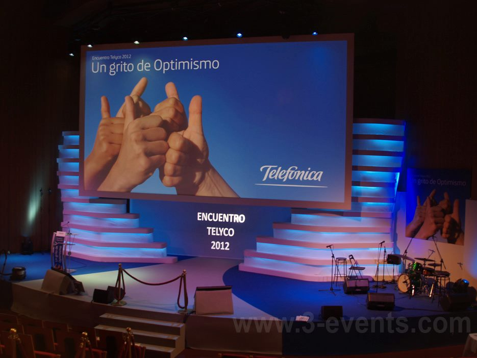 3-events TELYCO TELEFONICA