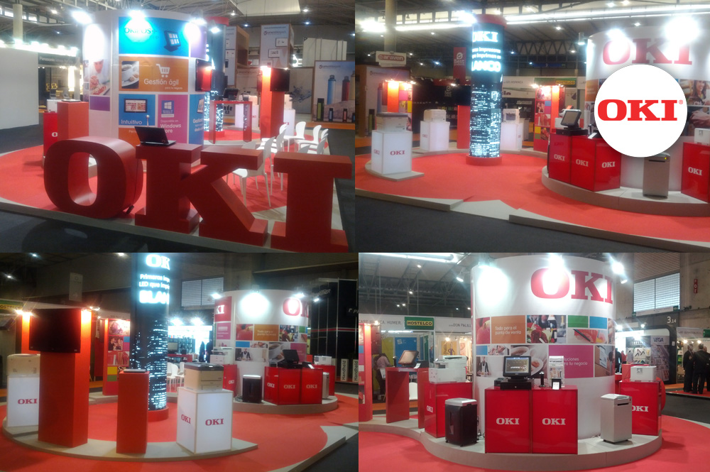 3-events STAND OKI