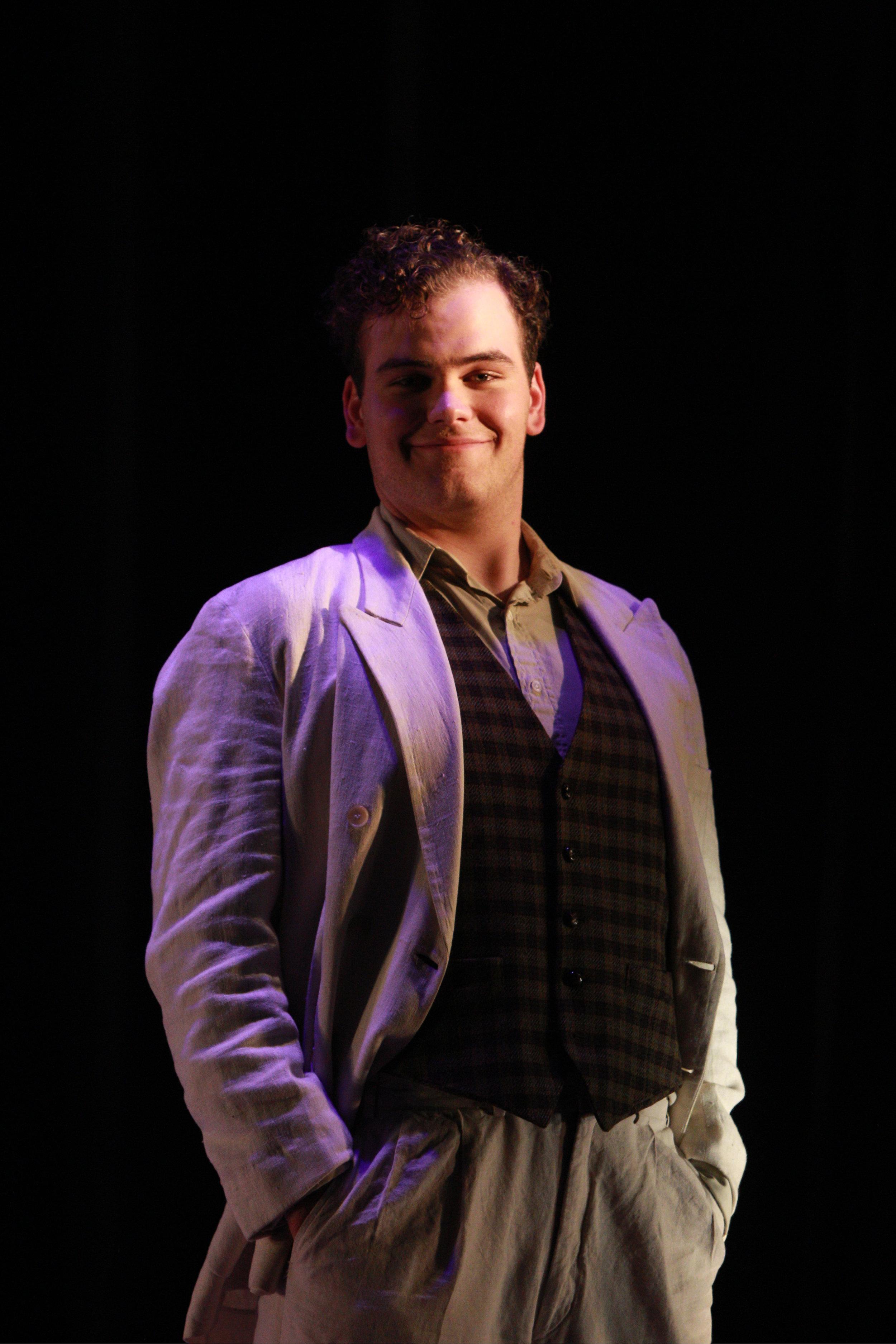 Sir Toby Belch (Zelman Cressey-Gladwin)