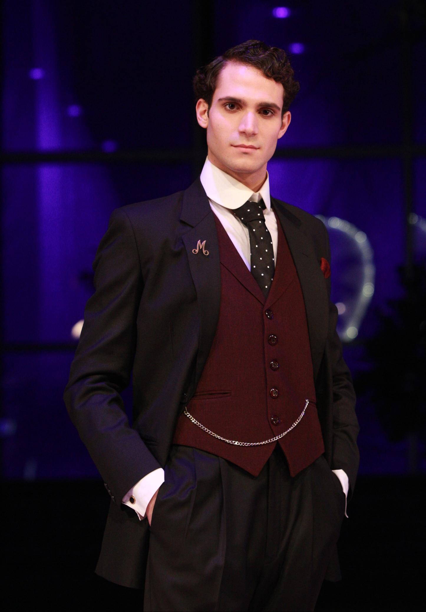 Malvolio (Alex Stylianou)