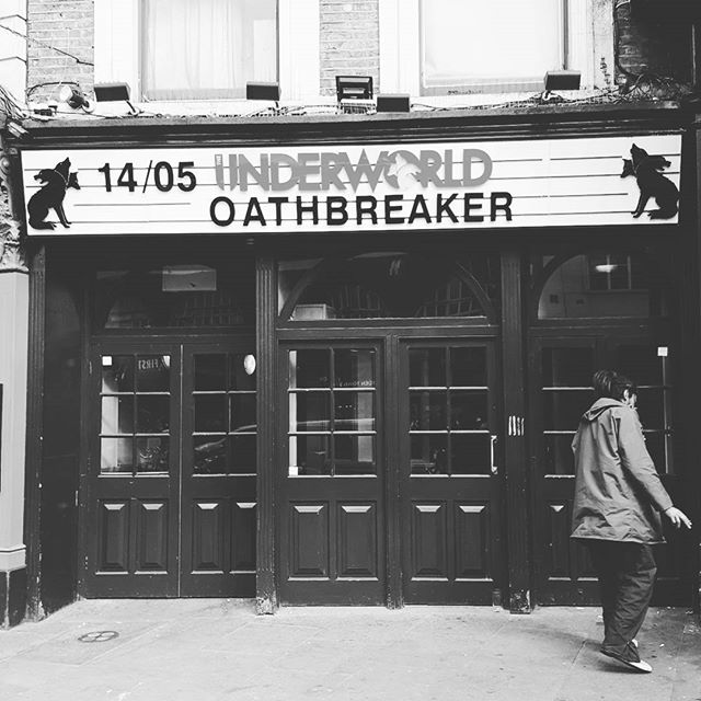 Playing The Underworld tonight w/ @steaknumbereight @vvovnds @soulgripbe