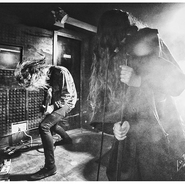 Thank you madrid. It was an honor. We're playing Birmingham tonight. Photo by @sergioalbert_