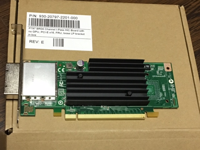 PCI-E x16 Host Card