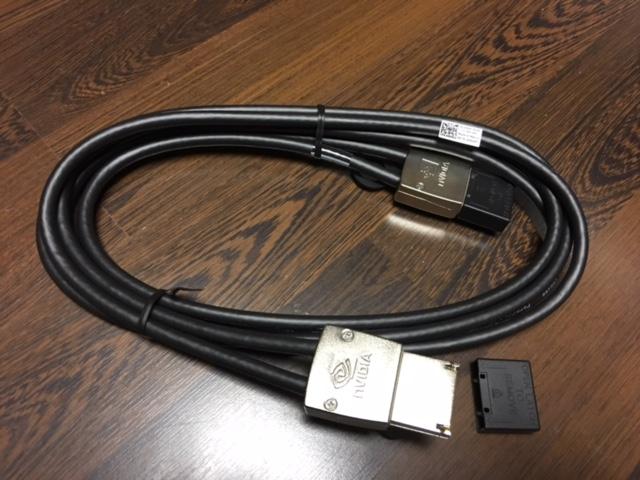 PCI-E x16 Cable (Dell-NVIDIA H6GPT)