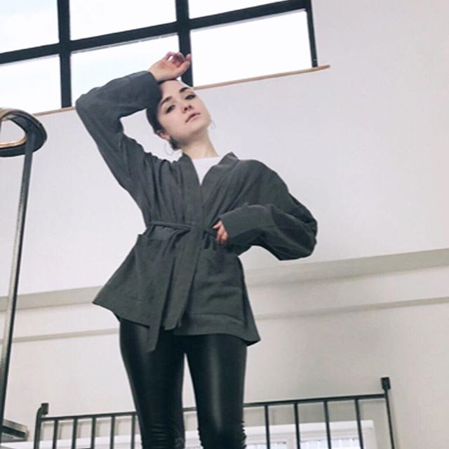 THE BEAUTIFUL MARTA WEARING OUR SABI KIMONO DUSTER- OUR PIECES ARE DESIGNED FOR THE MODERN WOMEN, HER OWN SELF -EXPRESSION & EVERY DAY PRACTICE. WE ADORE SEEING HOW YOU WEAR YOUR PIECES. ⠀⠀⠀⠀⠀⠀⠀⠀⠀ ⠀⠀⠀⠀⠀⠀⠀⠀⠀ ⠀⠀⠀⠀⠀⠀⠀⠀⠀ ⠀⠀⠀⠀⠀⠀⠀⠀⠀ #consideredliving #considereddesign #elementarypieces #sustainableluxury #ethicalfashion  #sustainablefashion #sustainableliving #ecofriendlyfashion #vegan #clothing #artisinal #ethicalbrands #newcollection #simplicity #minimal #botanical #lessismore #modularwardrobe #capsulewardrobe #consciousliving #consciousluxury #mindfulness #ikebana #wabisabi #shibui #akthreads
