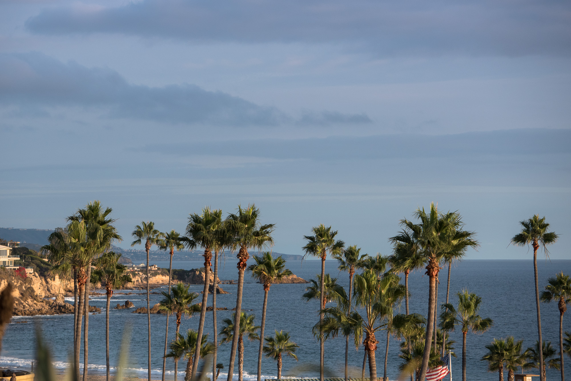 My favorite view. Standing at Lookout Point in Corona del Mar looking south.