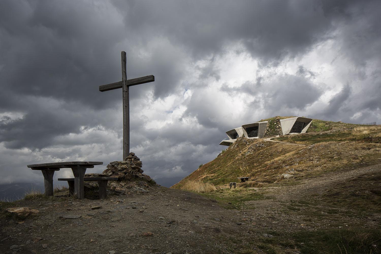 Mountain Messner Museum Corones