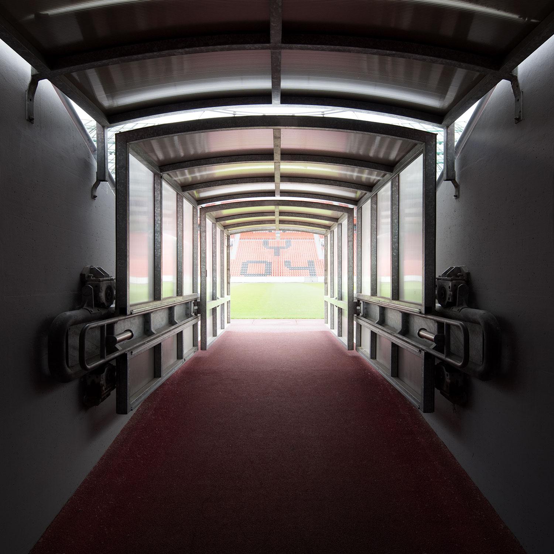 Bay Arena, Leverkusen