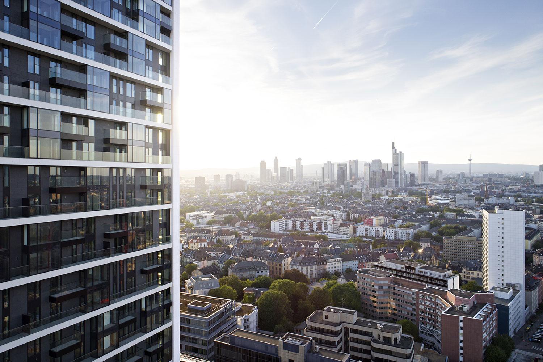 Meixner Schlüter Wendt Architekten  Henninger Turm