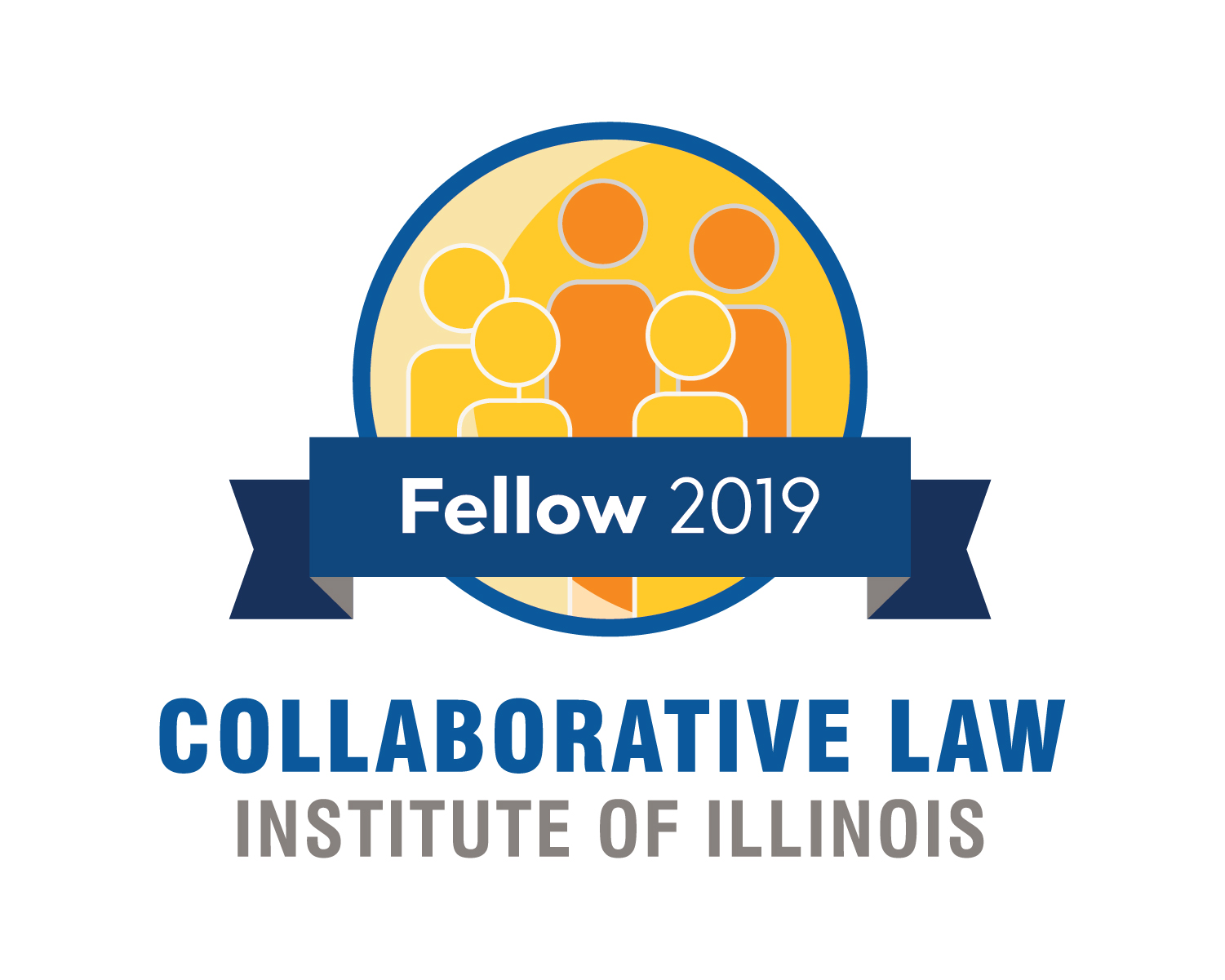 2019 Collaborative Law Institute of Illinois Fellow Seal