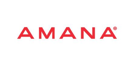 Modern Kitchen in Elkhart, IN sells Amana appliances