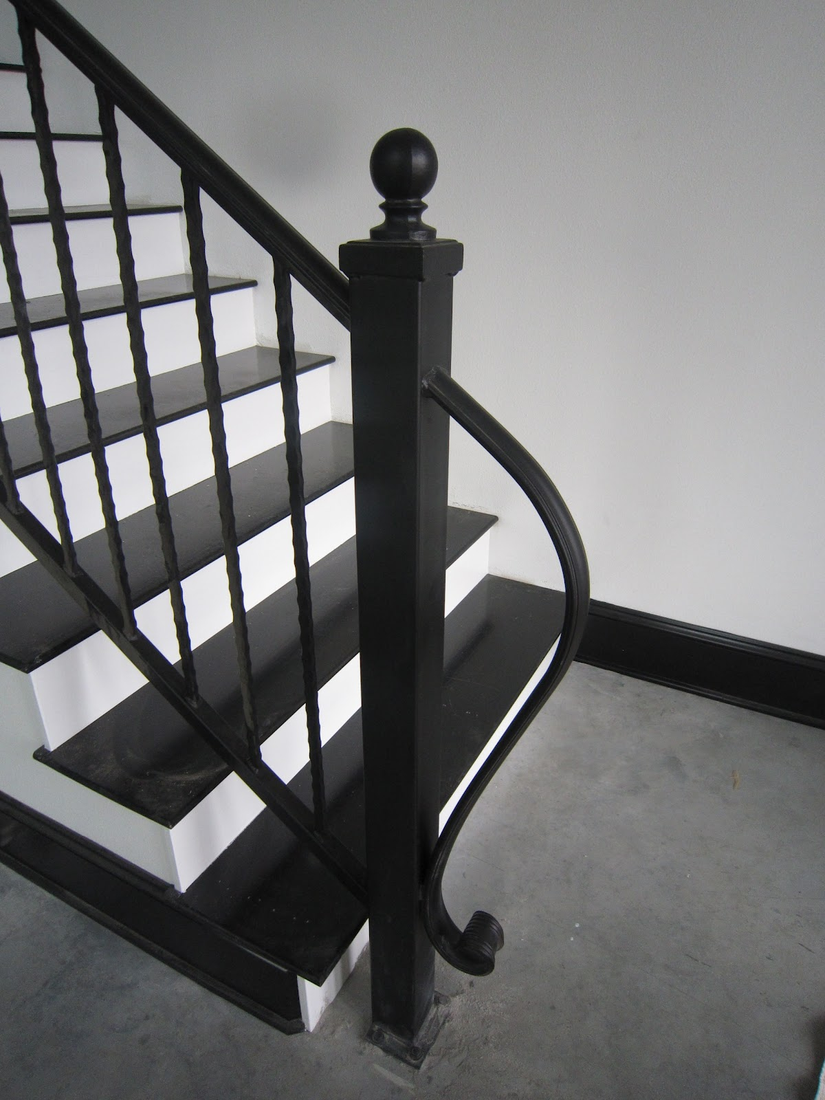 For a more designer friendly option, look to a fabricator for a custom option   Via The Henn Haus