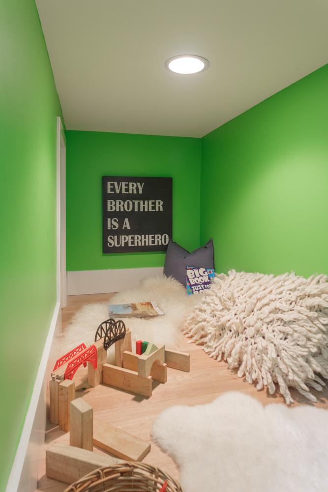 Inside the playroom at the Danalda Residence by Von Fitz Design | Photo courtesy Von Fitz Design