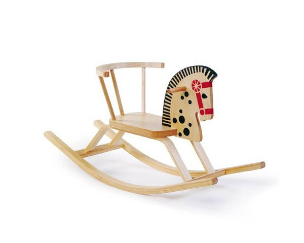 Baltic Rocking HorseOFFI & Company - Today is a time when everything old is once again new. OFFI's Baltic Rocking Horse, which made its debut over 50 years ago, is only further proof. A simple, clean design and graphics earn it a place in any contemporary family room.www.OFFI.comThrough TheModernShop