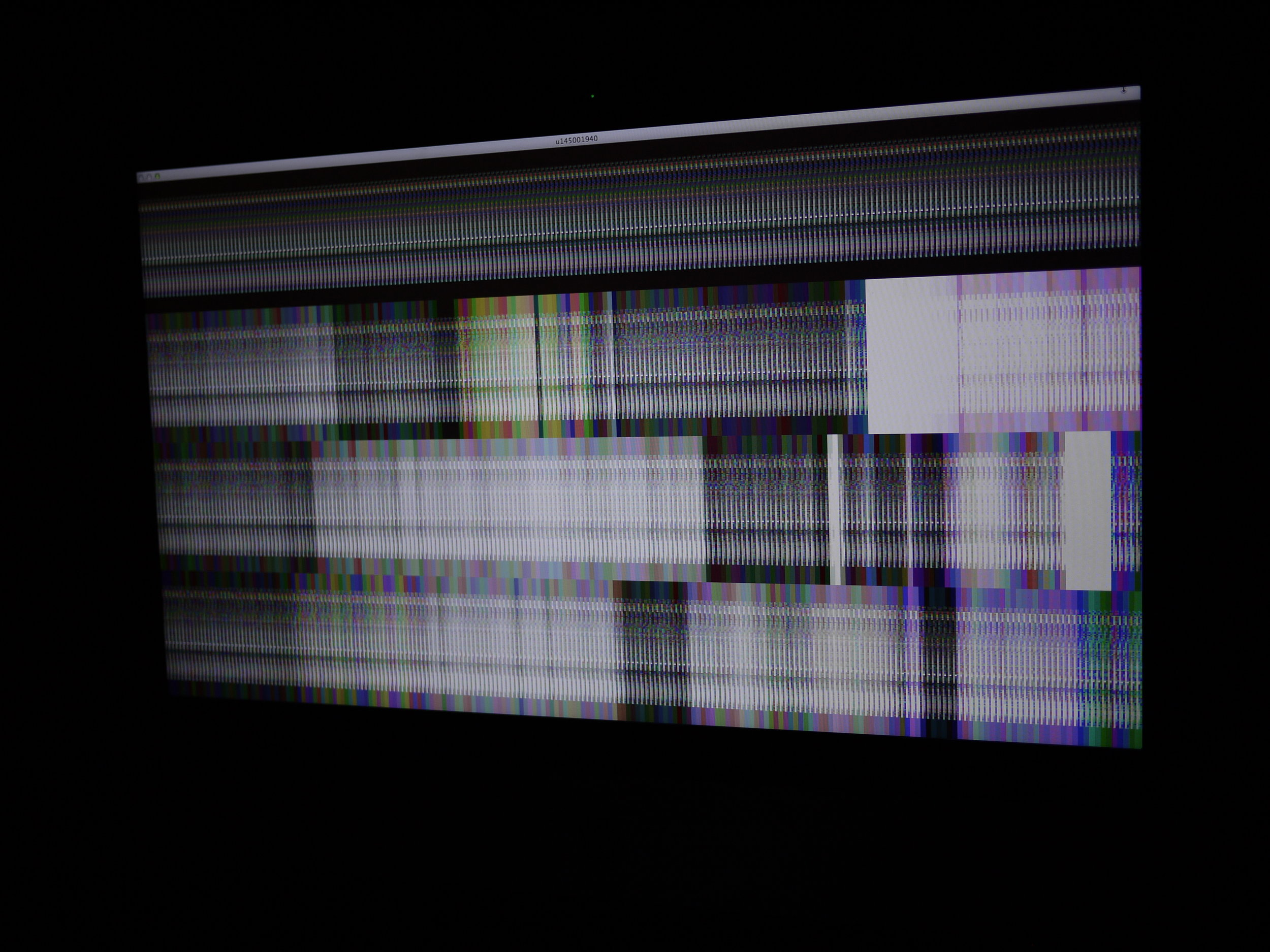 Relapse   Róisín Berg, Walter Nied 2017 | Ireland | Mixed Media This mixed-media art installation presents viewers with projections of their past selves juxtaposed with screendance in an unnerving audio/visual environment. This work ponders the fragility of privacy in today's technologically engulfed world and highlights the connectivity between everyday motion and dance on film.