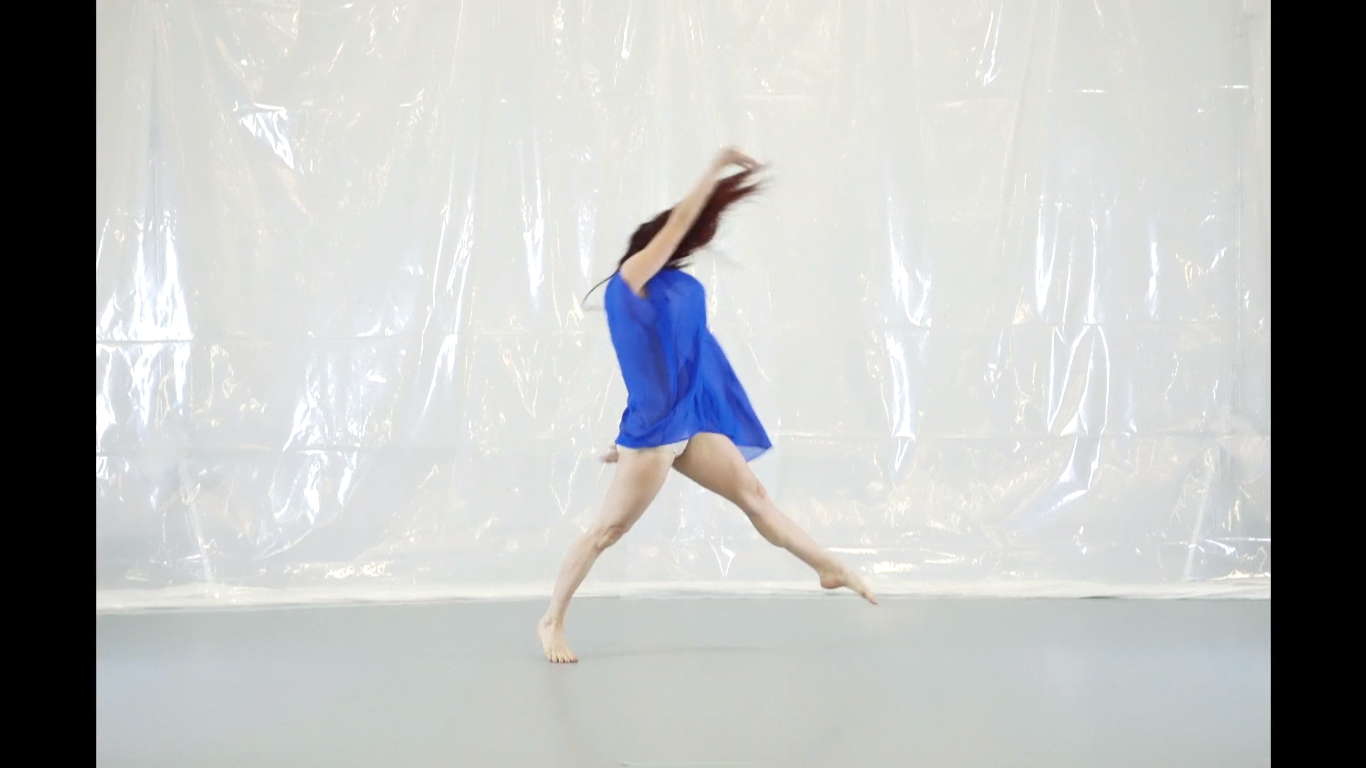 RELEASING HER ARCHIVE  2017 | New Zealand | 8'48'' Director: Owa Barua, Carol Brown Choreographer: Carol Brown  Dancers re-embody Gertrud Bodenwiese's movement lexicon, drawing upon diasporic traces of her within a context of global transmission, through crisis, diaspora and exile.