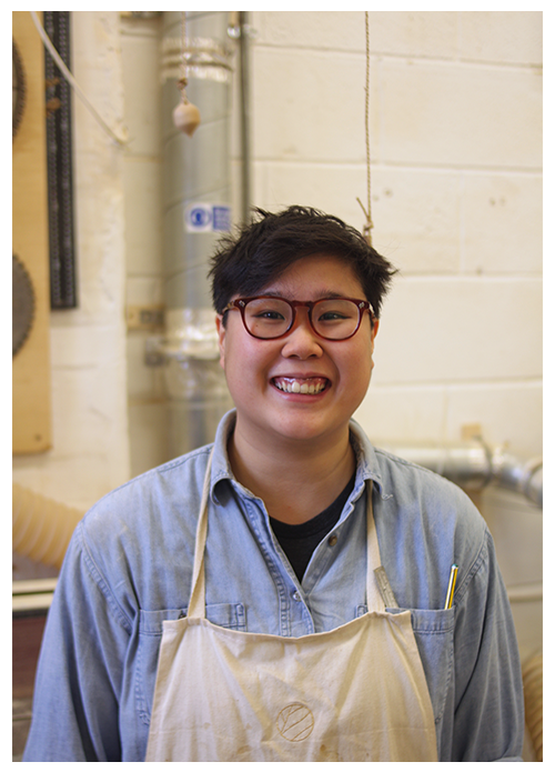 Holly Chung - Workshop Manager