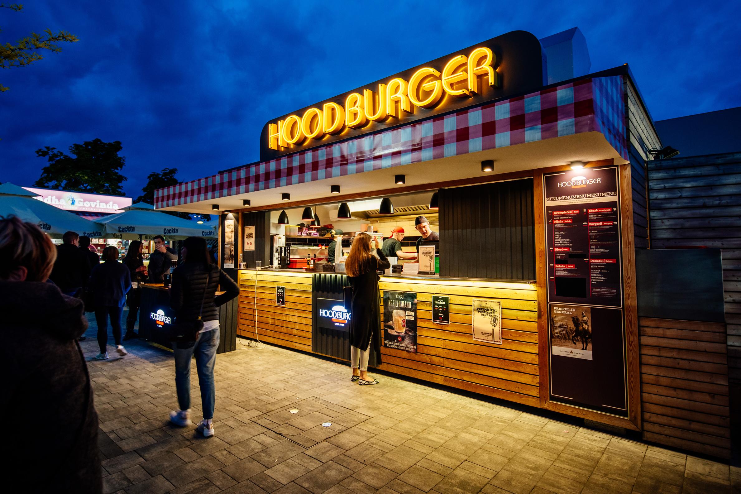 Hood Burger