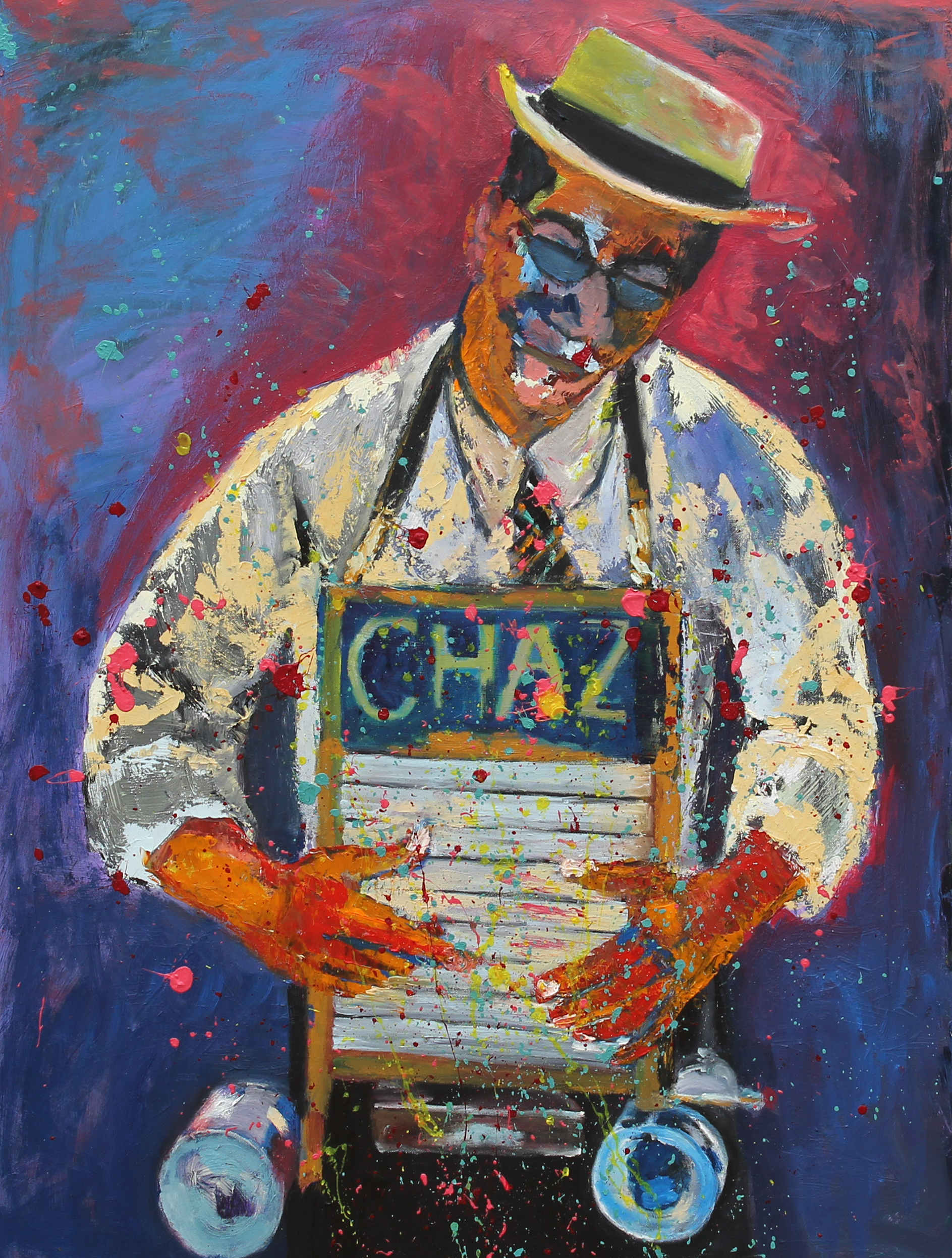Chaz (SOLD)