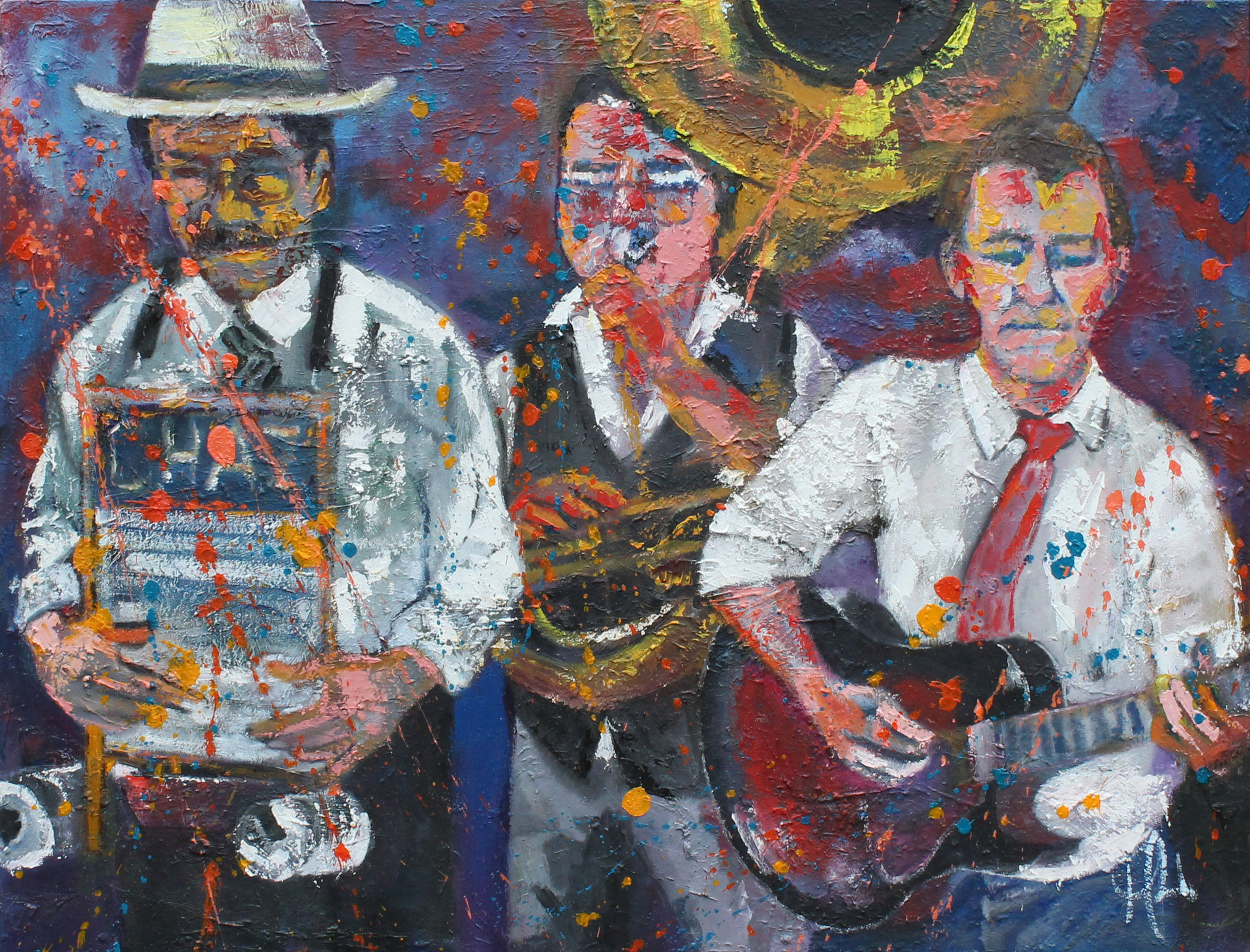 NOLA Trio (SOLD)