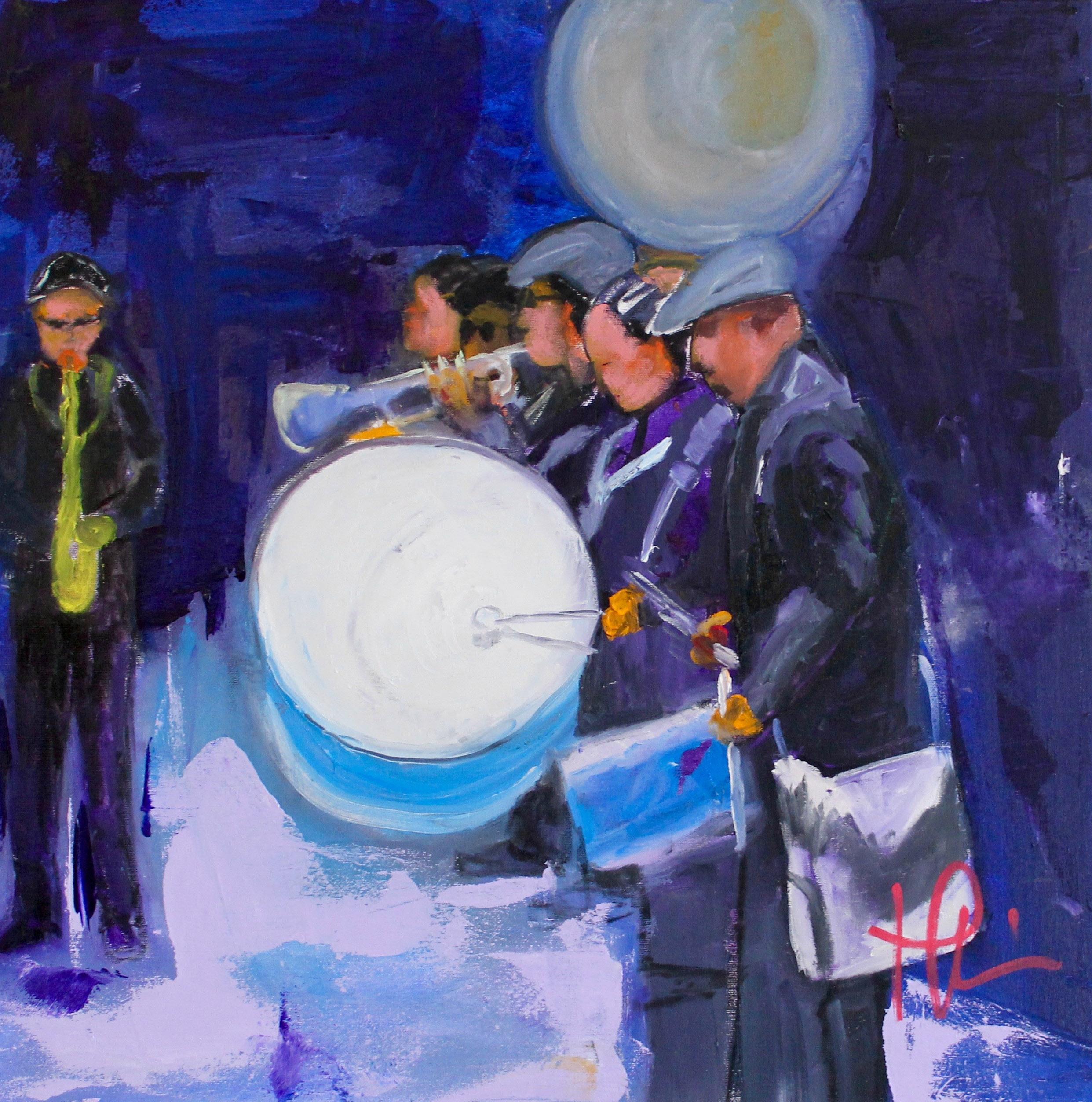 Brkyln Band-Oil on Canvas-24x24_Mijos-Studio.jpg