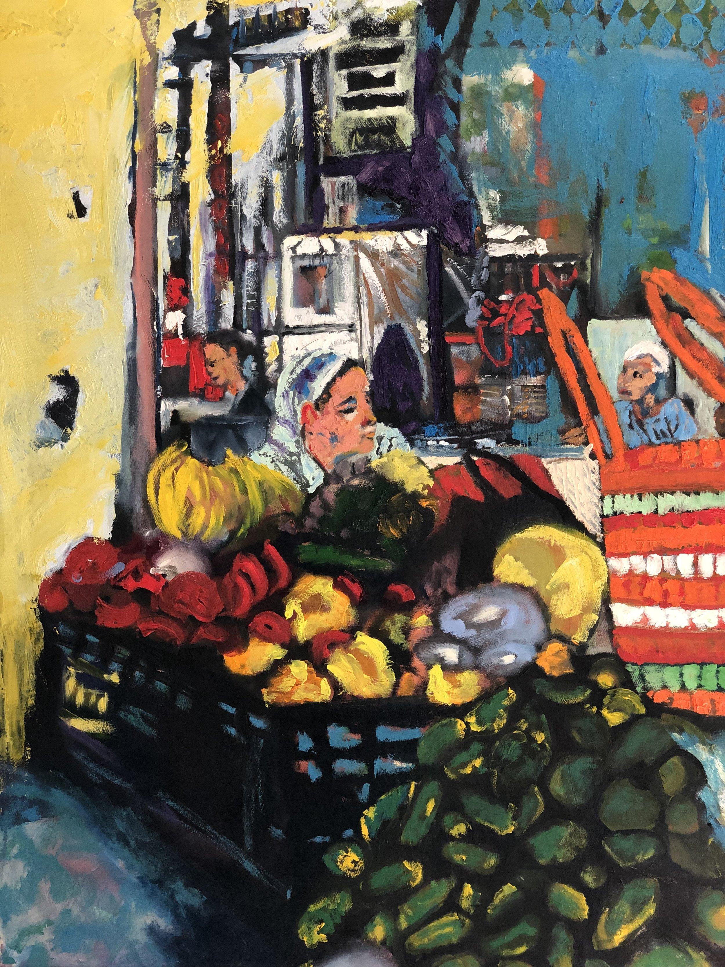 El Mercado de Ilopongo