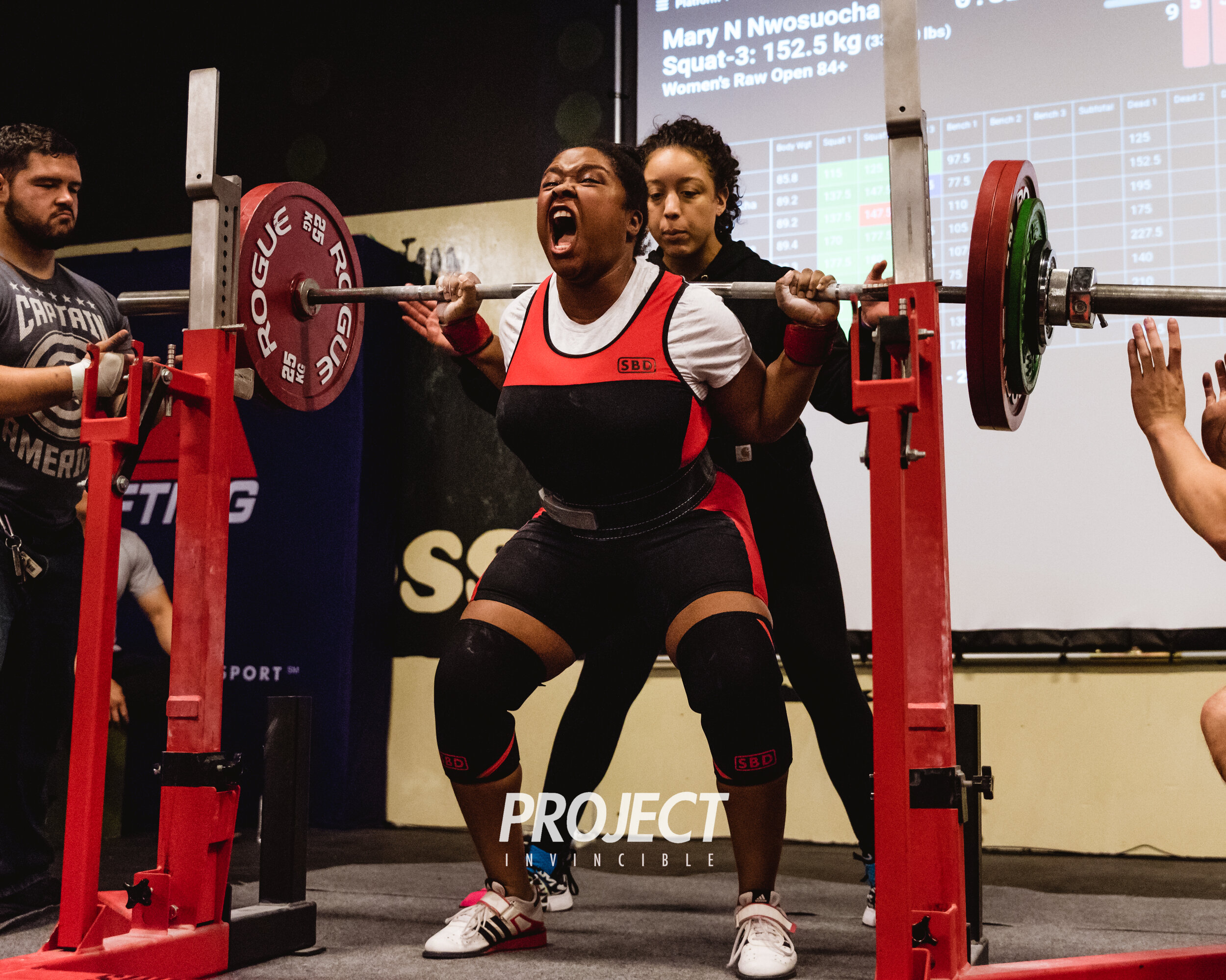 POWERLIFTING - Powerlifting is the sport dedicated to the pursuit of strength.