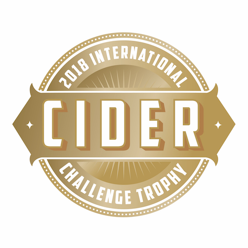 International Cider Challenge _ Gold Libertine