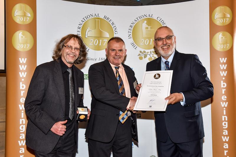 International Cider Awards 2017 - Gold, Killer Sharp