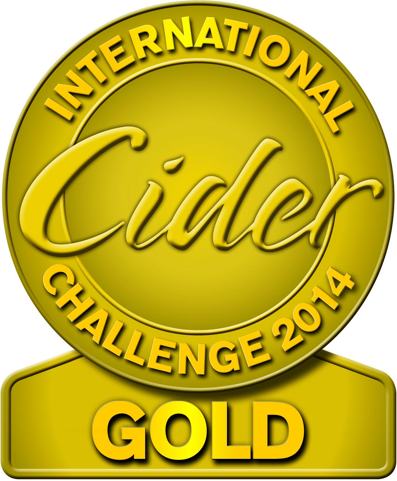 Hazy Daisy Gold 2014, International Cider Challenge
