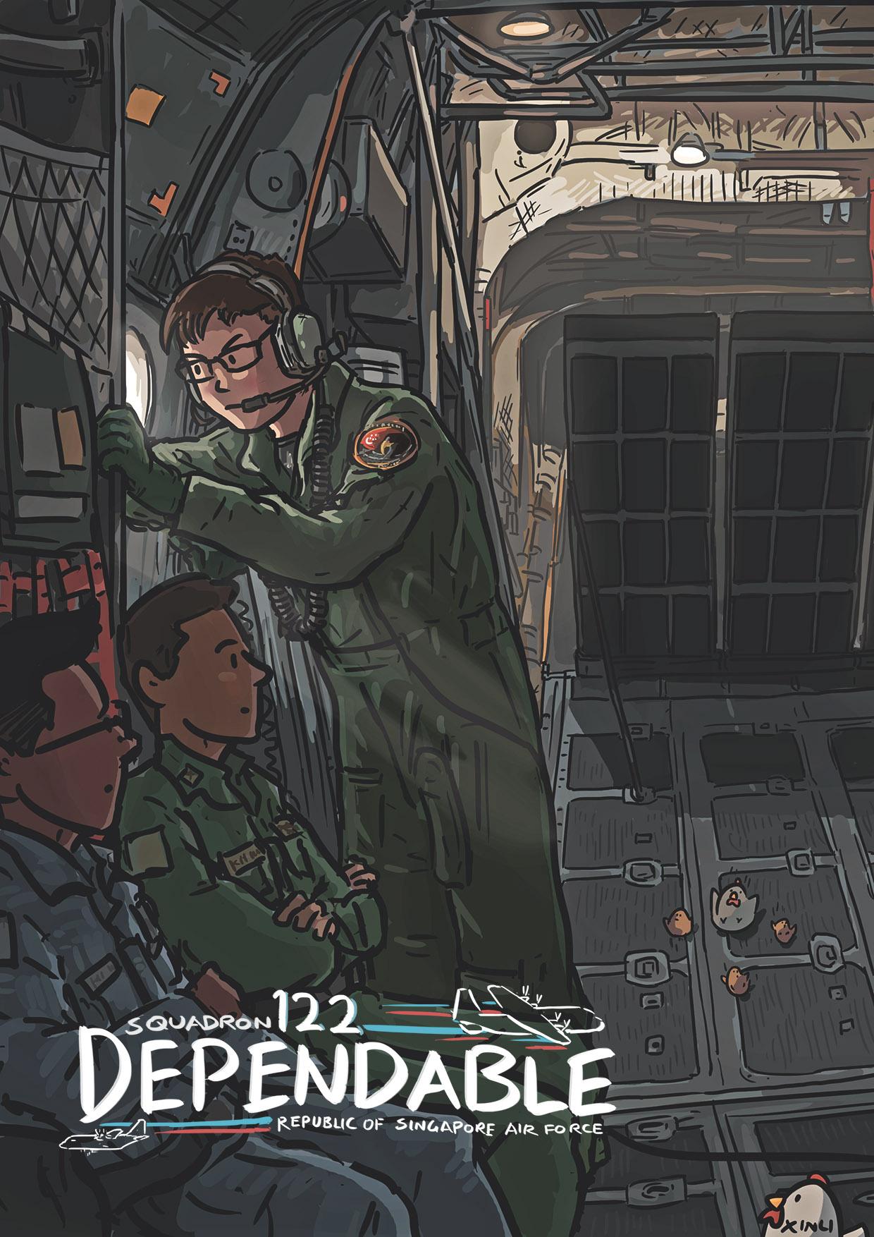 122 SQN