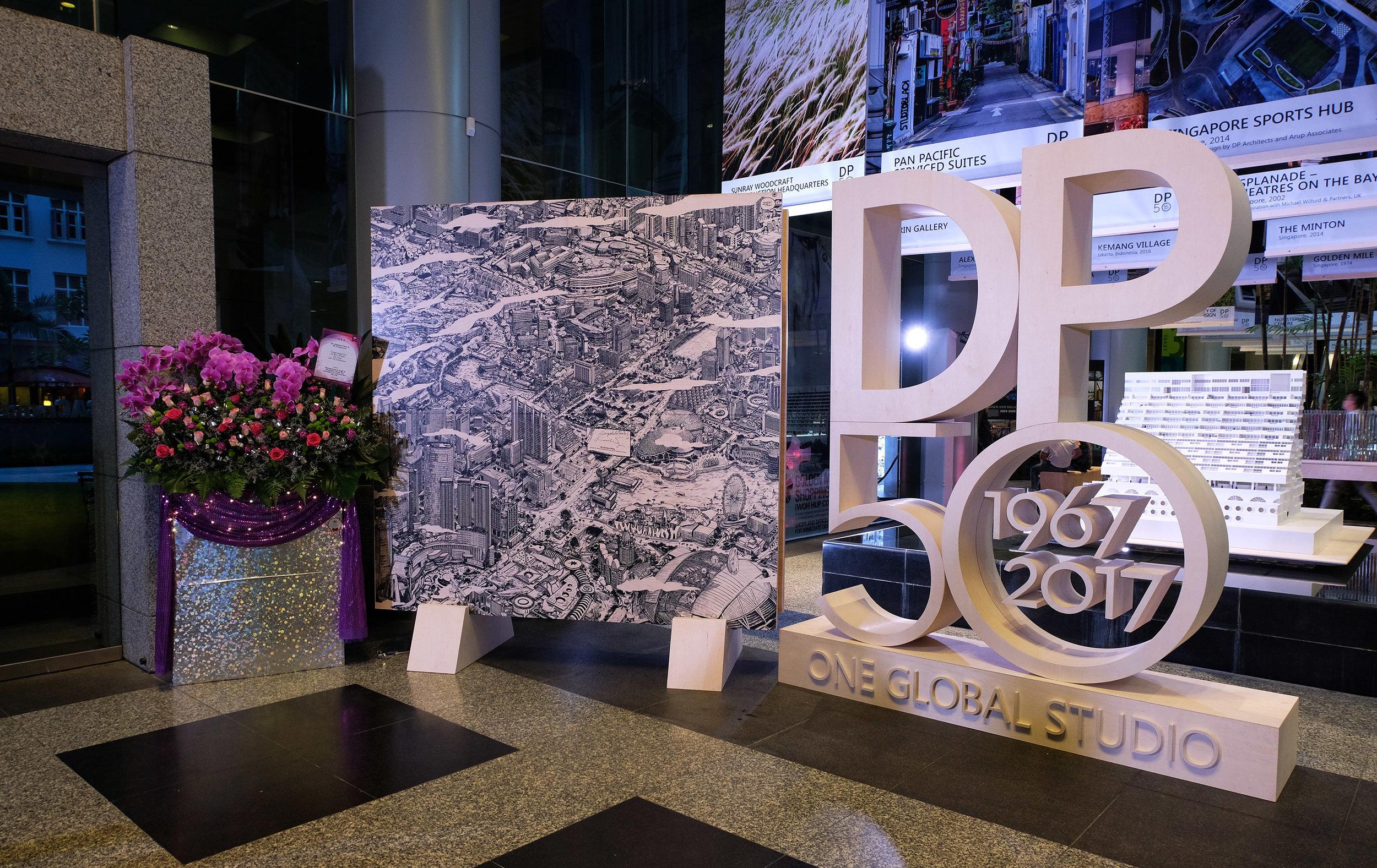 DP50 Exhibition