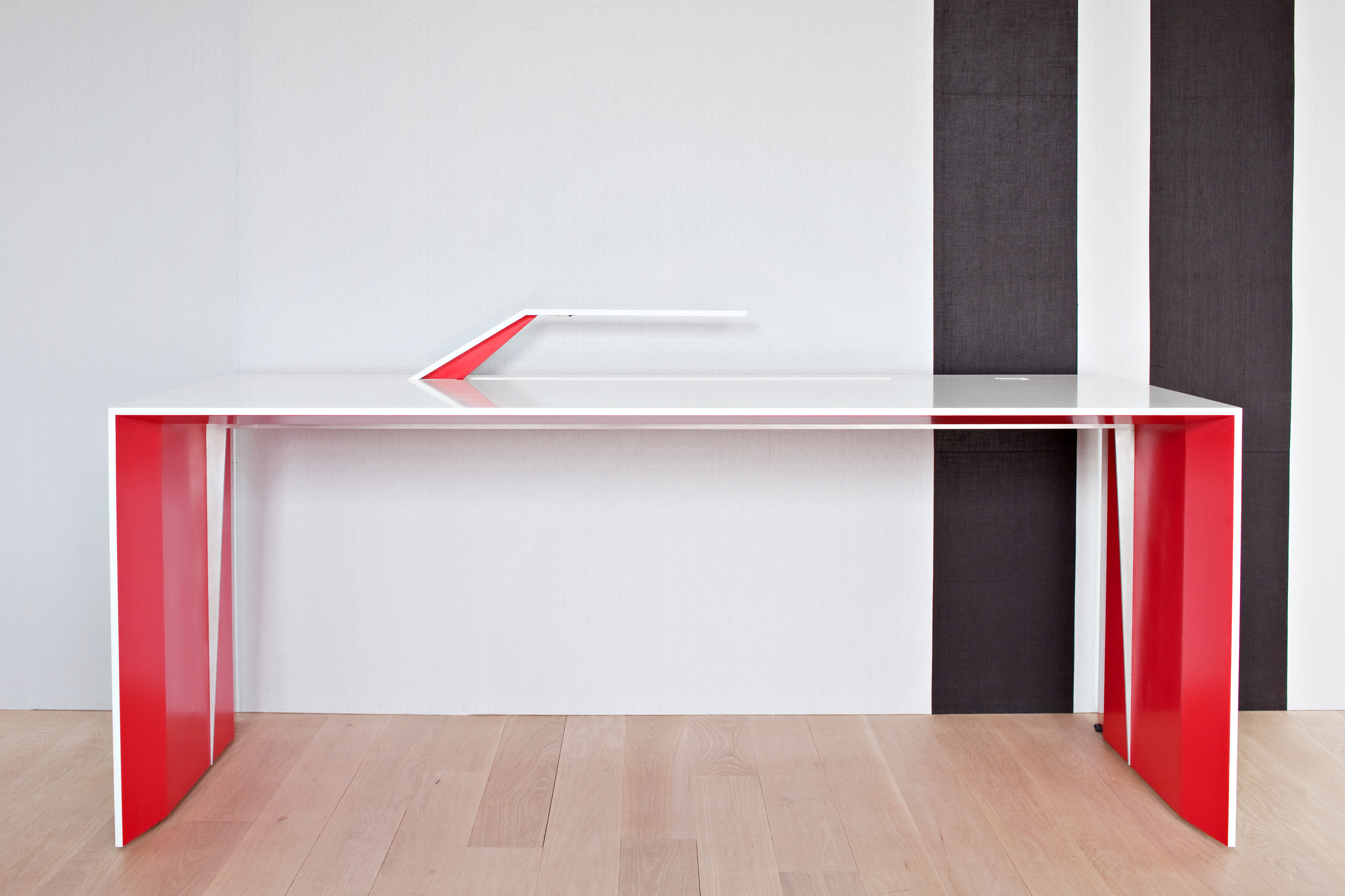 Corian Desk