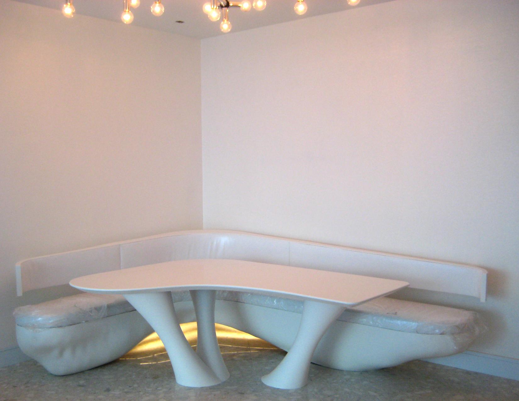 Fox Nahem: Miami Banquette