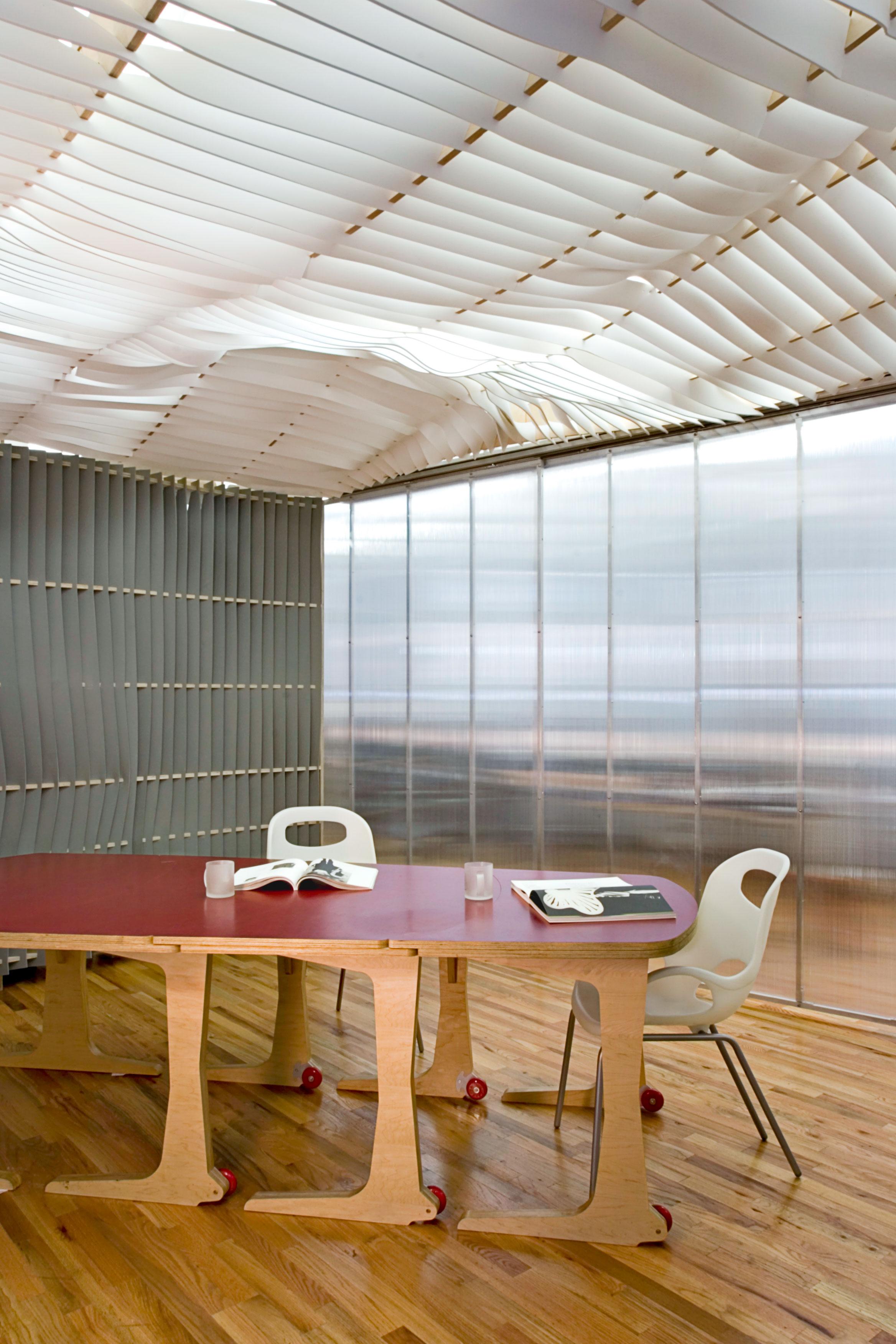 Brain Pop Office Interior
