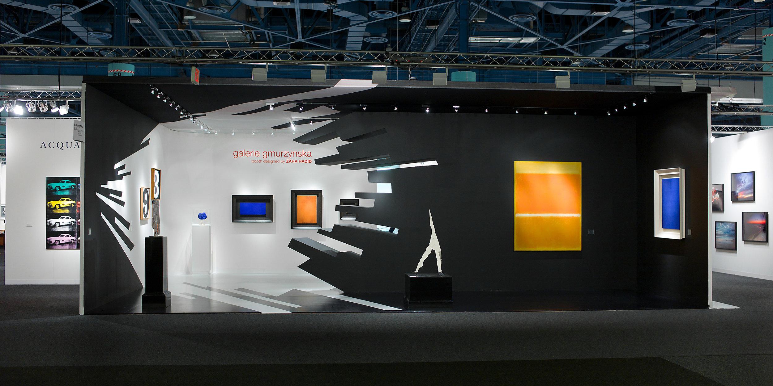 Zaha Hadid: Art Basel