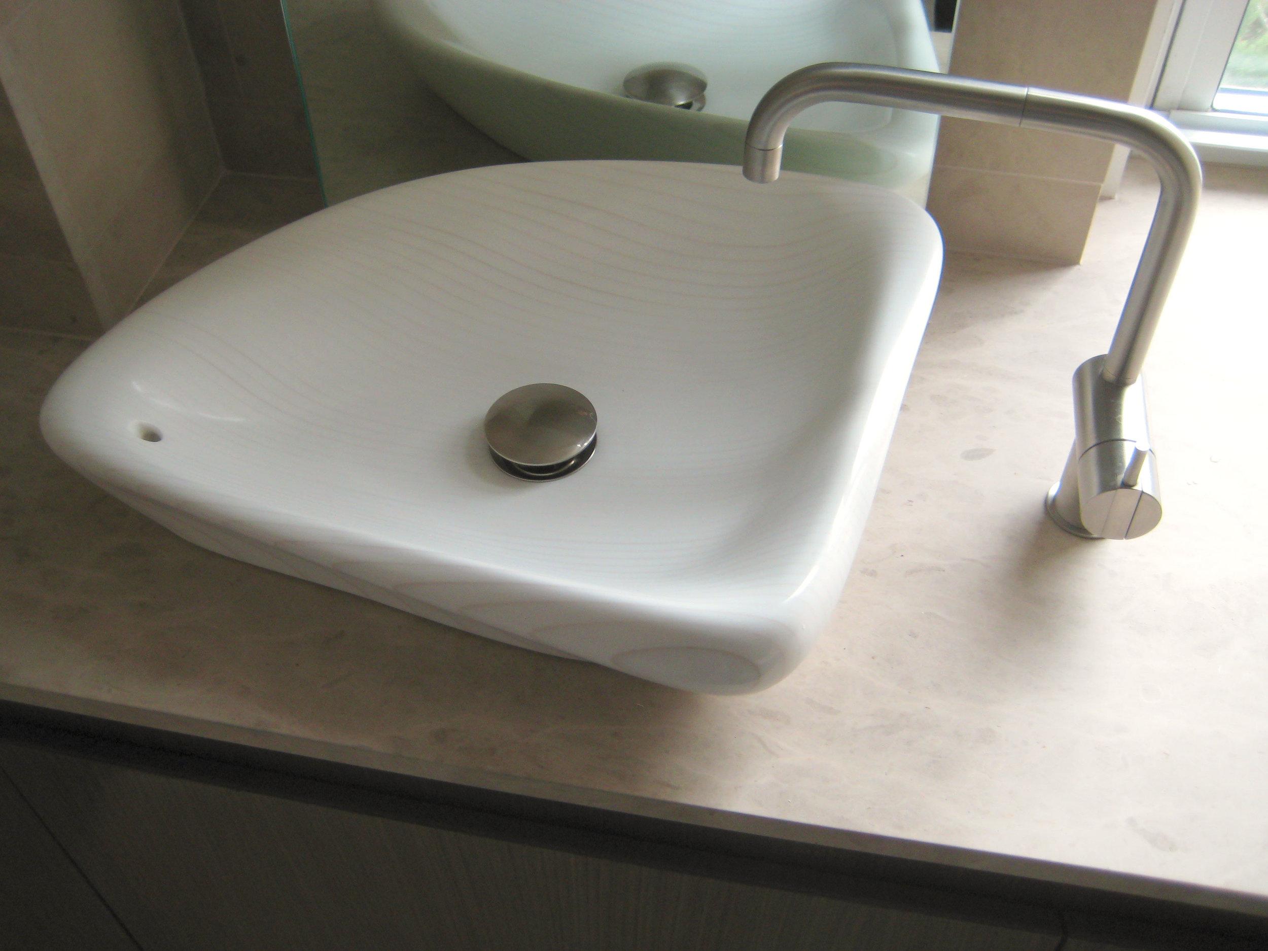 Corian Sink