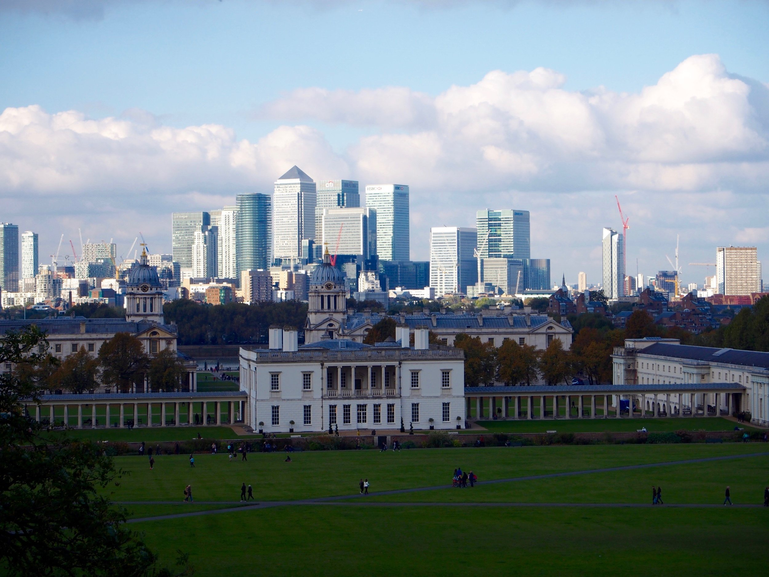 View from Royal Observatory